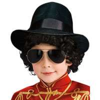Ships today when ordered by 3PM EST Child Michael Jackson Fedora Hat
