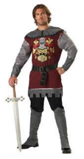 Deluxe Noble Knight Costume   Medieval Knight Costumes