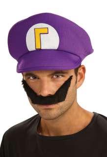 Waluigi Kit   Nintendo Super Mario Brothers Costume Accessories