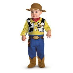 Disney Toy Story Woody Infant Costume, 32892