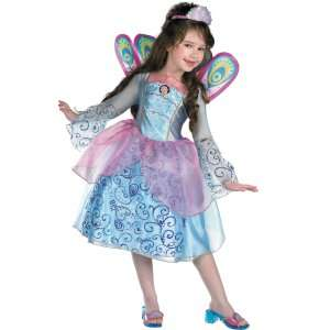 Barbie Princess Rosella Deluxe Toddler/Child Costume, 31467