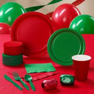 16057 Results In Halloween Costumes Red and Green Deluxe Party Kit