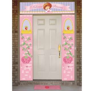 Halloween Costumes Strawberry Shortcake Princess Door Decoration Set