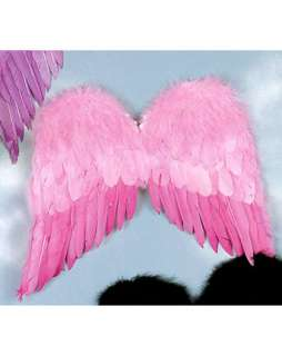 Pink Economy Feather Wings Adult  Wholesale Halloween Wings one of