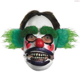 Moveable Mask   Clown