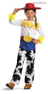 Toy Story 2 Jessie Child Costume