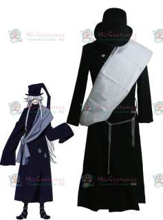 undertaker black butler cosplay  Fast Shipping Kuroshits...
