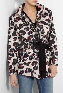 Sonia by Sonia Rykiel  Leopard Print Jacket by Sonia by Sonia Rykiel