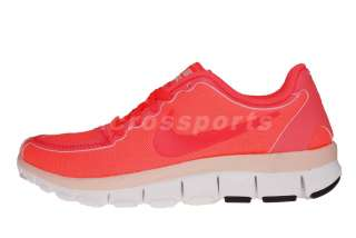 Nike Wmns Nike Free 5.0 V4 Hot Punch Pink 2012 Womens Running Shoes