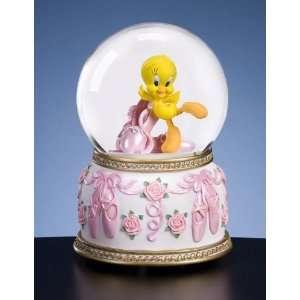 Looney Tunes   Tweety Ballerina   Water Globe