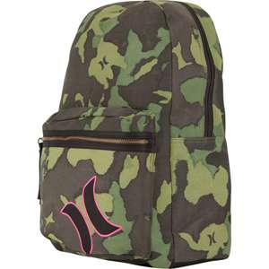 women  accessories  backpacks & bags  hurley camo