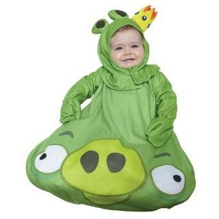 Red Angry Birds Infant Costume Paper Magic Angry Birds Infant Costume