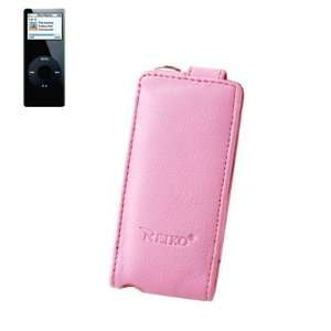 High Quality Leather Pouch Protective Carrying Case for Apple iPod
