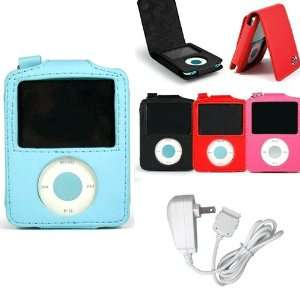 com Apple iPod Nano 3rd Generation 4 GB and 8 GB Nano 3G Leather Case