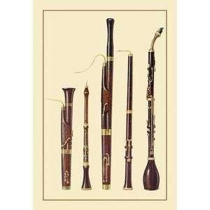 da Caccia, Oboe, Basset Horn and Bassoon   11530 0