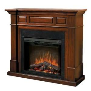 Dimplex Newport Electric Fireplace in Burnished Walnut SEP