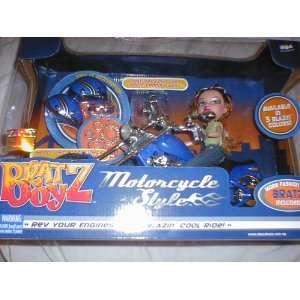 Bratz Boyz Motorcycle Meygan Doll Toys & Games