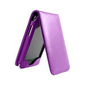 iPod Touch 2nd and 3rd Generation Flip Leather Case