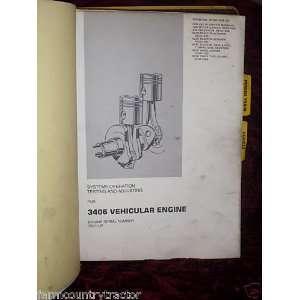 Caterpillar 16G Motor Grader OEM Service Manual (70V1 Up) Caterpillar