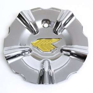 Diablo Bellagio Chrome Wheel Center Cap #0624a 1 Automotive