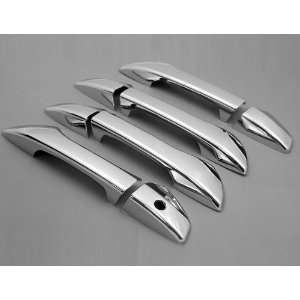 Custom Look Chrome Trim Door Handle Cover Kit without Passenger Side