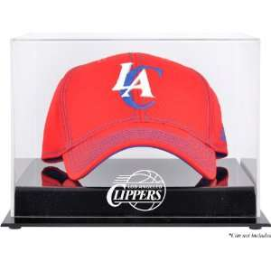 Los Angeles Clippers Acrylic Cap Logo Display Case Sports