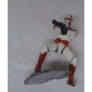 Star Wars Clone Trooper Pvc Figure Toys & Games