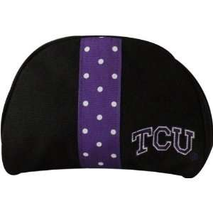 TCU Horned Frogs Cosmetic Bag