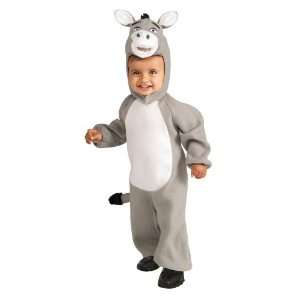 Lets Party By Rubies Costumes Shrek   Donkey Infant / Toddler Costume