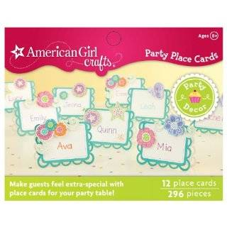 American Girl Crafts Decorated Treasure Box Party Activity Kit  Toys
