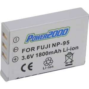 Power2000 NP 95 Replacement Lithium Ion Rechargeable Battery