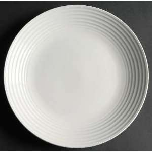 Rnf37 White Dinner Plate, Fine China Dinnerware