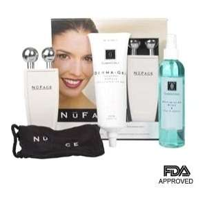 NuFace Facial Rejuvenation Anti Aging Device Beauty
