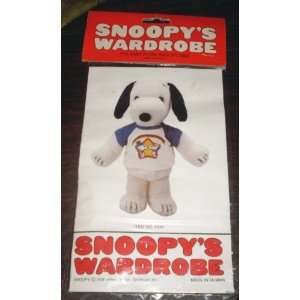 Snoopy Outfits for 11 Plush Snoopy   FANCY WESTERN SHIRT & TIE Outfit