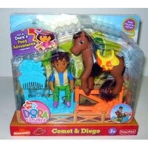 Dora The Explorer COMET & DIEGO Playset Toys & Games