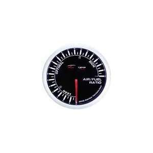 Depo Racing Super White Air Fuel Ratio Gauge Automotive