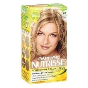 Garnier Nutrisse #82 Champagne Blonde (Champagne Fizz) Kit