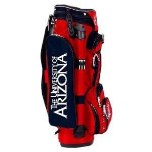 College Licensed Golf Cart Bag   Arizona Sports