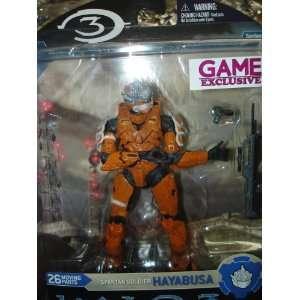 Halo 3 Orange Hayabusa UK Exclusive: Toys & Games