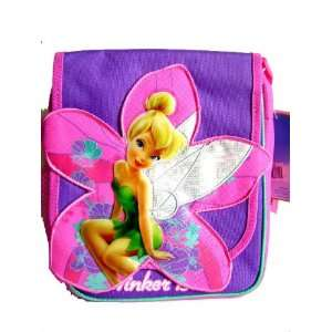 Disney Tinkerbell Tinker Bell Pink Lunchbox Lunch Tote Bag