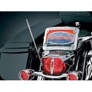 Kuryakyn Shorty Chrome 11 Antenna Harley Touring 856 Automotive