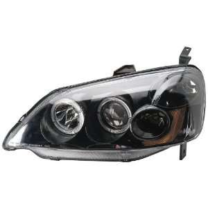 Honda Civic Projector Head Lights/ Lamps Performance