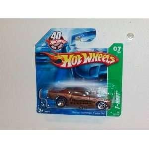 com 2008 Hot Wheels Treasure Hunt (T Hunt) Dodge Challenger Funny Car