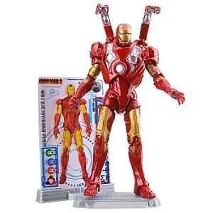Disney Mark III Iron Man 2 Action Figure    3 3/4 Toys
