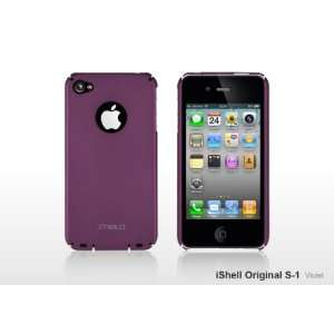 Case for iPhone 4 (Blue Violet) (AT&T ONLY) Cell Phones & Accessories