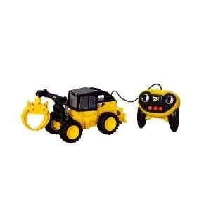Toystate CAT Big Builder Forest Grapple Lands Remote  Toys & Games