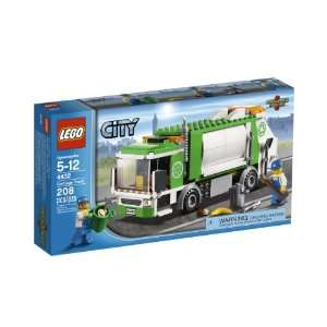 LEGO City Town Garbage Truck 4432: Toys & Games