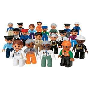 LEGO Duplo Community People Set   20 Pieces; no. LG 9224