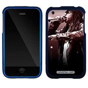 Lil Wayne On Mic on AT&T iPhone 3G/3GS Case by Coveroo