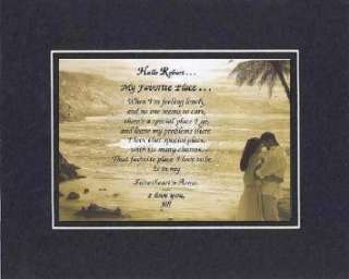 Personalized Touching and Heartfelt Poem for Loving